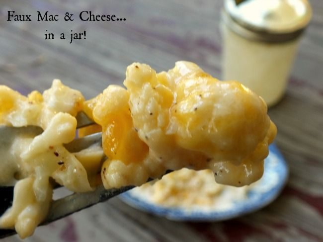 low carb faux mac and cheese that you can make in the microwave in just a few minutes...so yummy. 5.6 net carbs    lowcarbology.com
