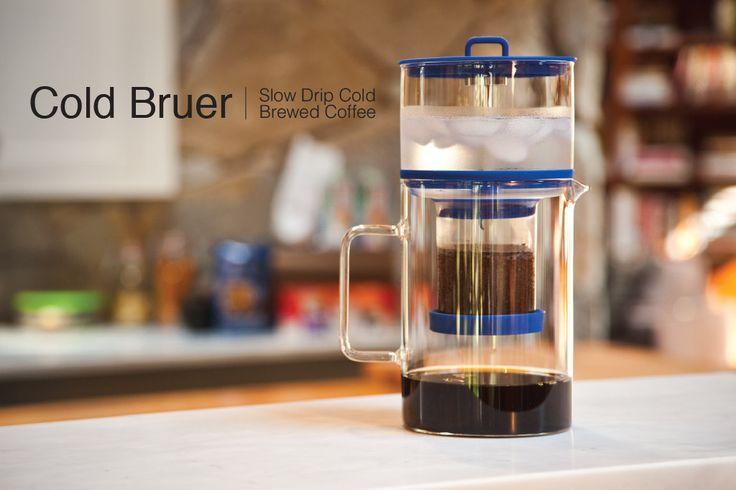 Bruer Cold Brew Coffee 75usd