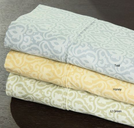Semi-Homemade: Make an Inexpensive Duvet Cover from Flat Sheets