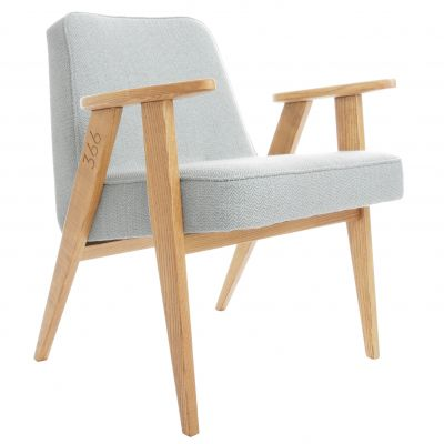 Fotel+366+Tweed // 366+Concept+