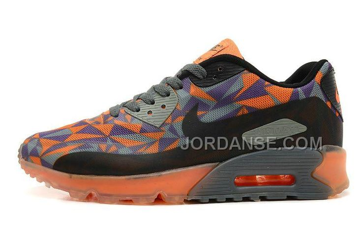 http://www.jordanse.com/ladies-shoes-nk-air-max-90-orange-ice-online.html LADIES SHOES NK AIR MAX 90 ORANGE ICE ONLINE Only $79.00 , Free Shipping!