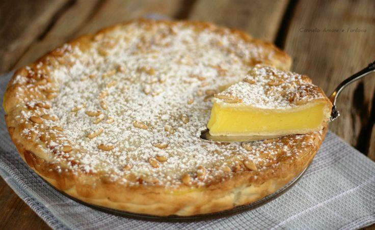 Torta+della+nonna+-+ricetta+con+crema+infallibile