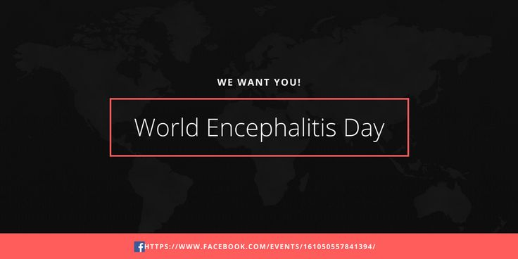 World Encephalitis Day returns - we need your help on February 22 to raise awareness of encephalitis globally!