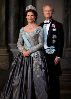 Sweden's King and Queen