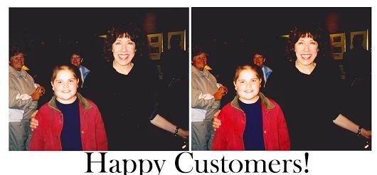 Photo Repair & Photo Restoration Testimonials, Restoring Damaged Photographs