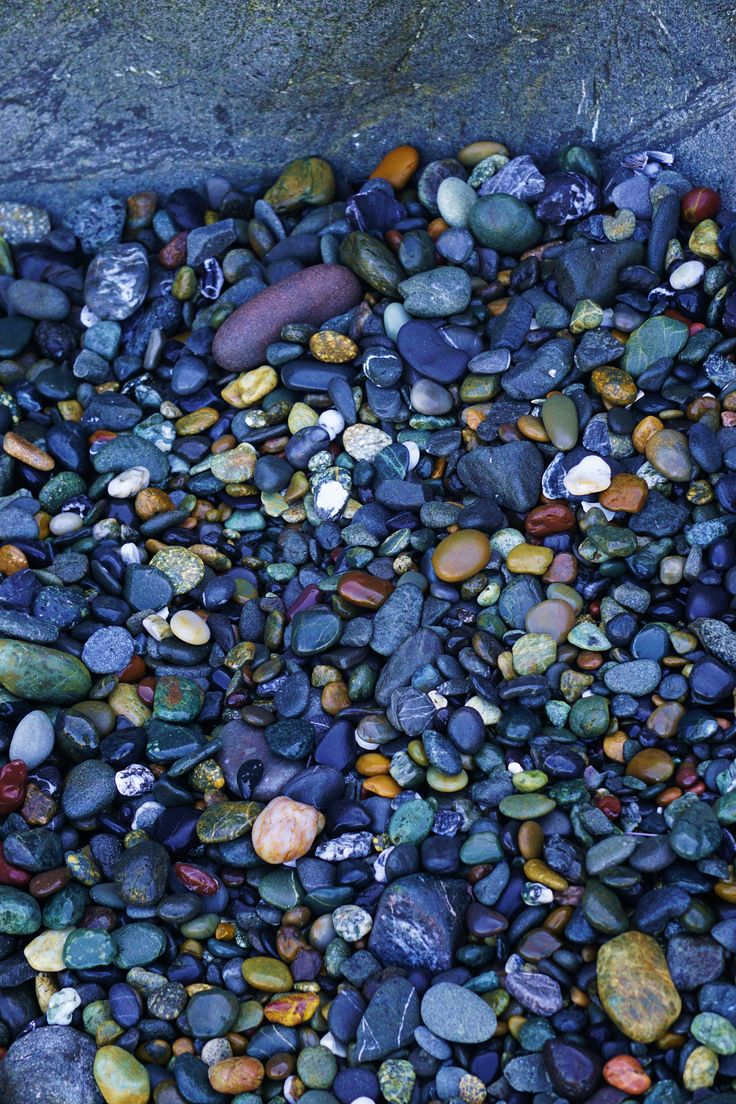 how to find agates on the oregon beach