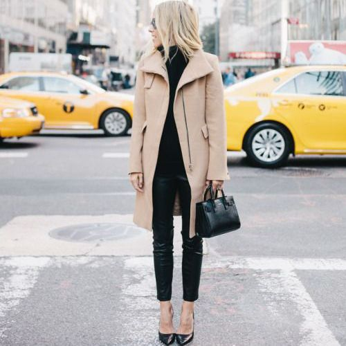 Chique outfit! #chic #classy #fashion #outfit #bag #ny #newyork #street