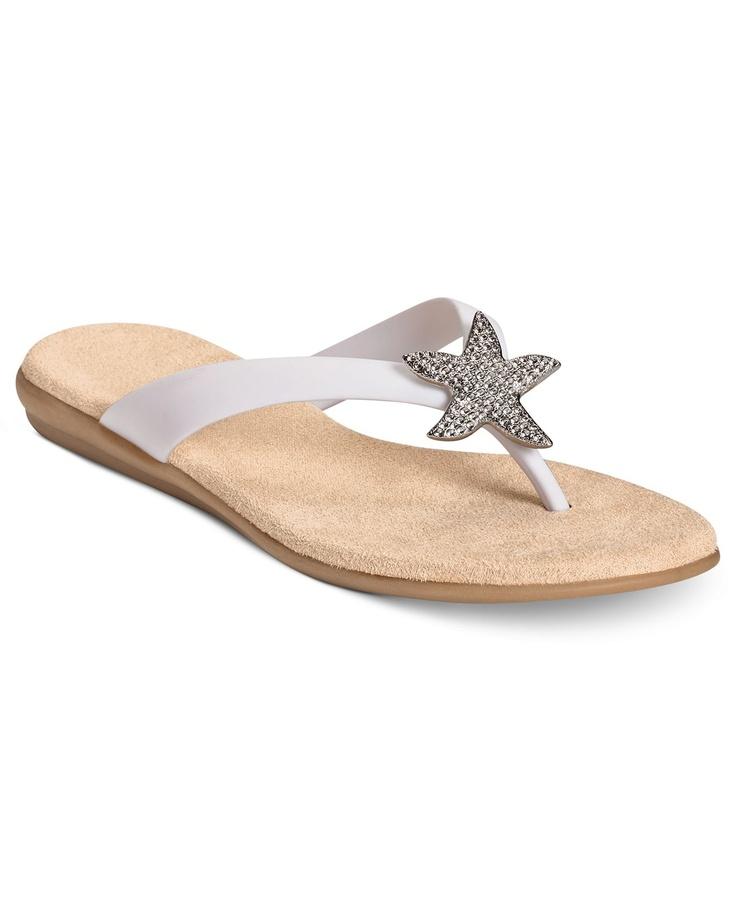 Aerosoles Shoes, Beach Chlub Flat Thong Sandals - Aerosoles Sandals - Shoes - Macy's