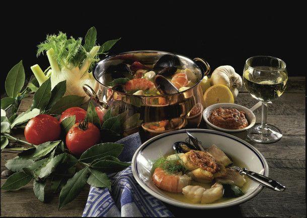 Unser beliebtes Rezept für Bouillabaisse und mehr als 55.000 weitere kostenlose Rezepte auf LECKER.de.