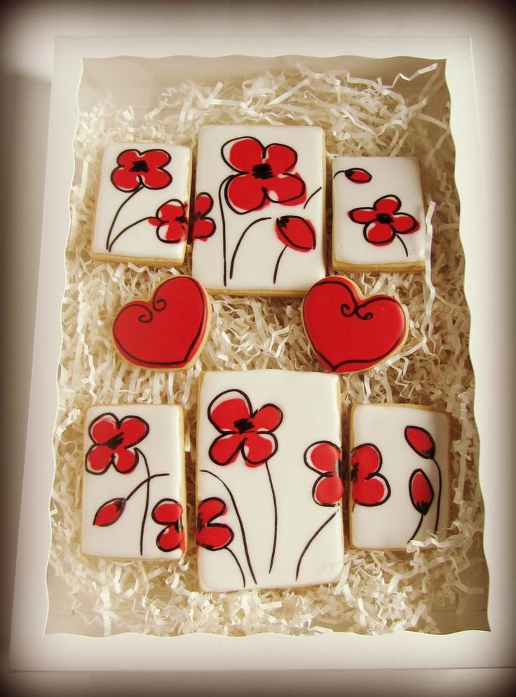 Poppies by Lucky Penny