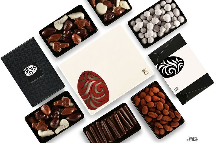 It's time switch our attention towards all things Easter - especially to chocolates. Now in stores is the six-set smooth and silky luxury zChocolat Easter Collection. There is one signature Easter recipe French chocolatier bring
