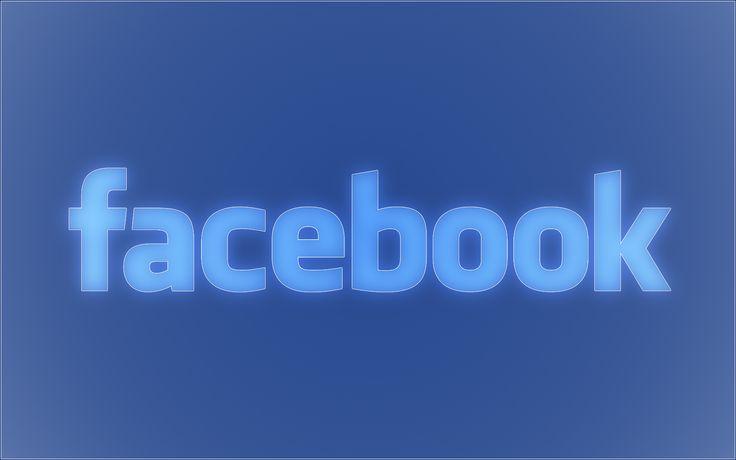 Facebook Blue Background Wallpaper - Facebook Banners Timeline Covers