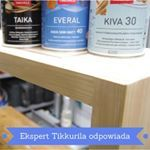 Malowanie mebli - Ekspert Tikkurila odpowiada, jak pomalować meble pokryte okleiną, wysoki połysk i jak stworzyć efekt shabby chic.