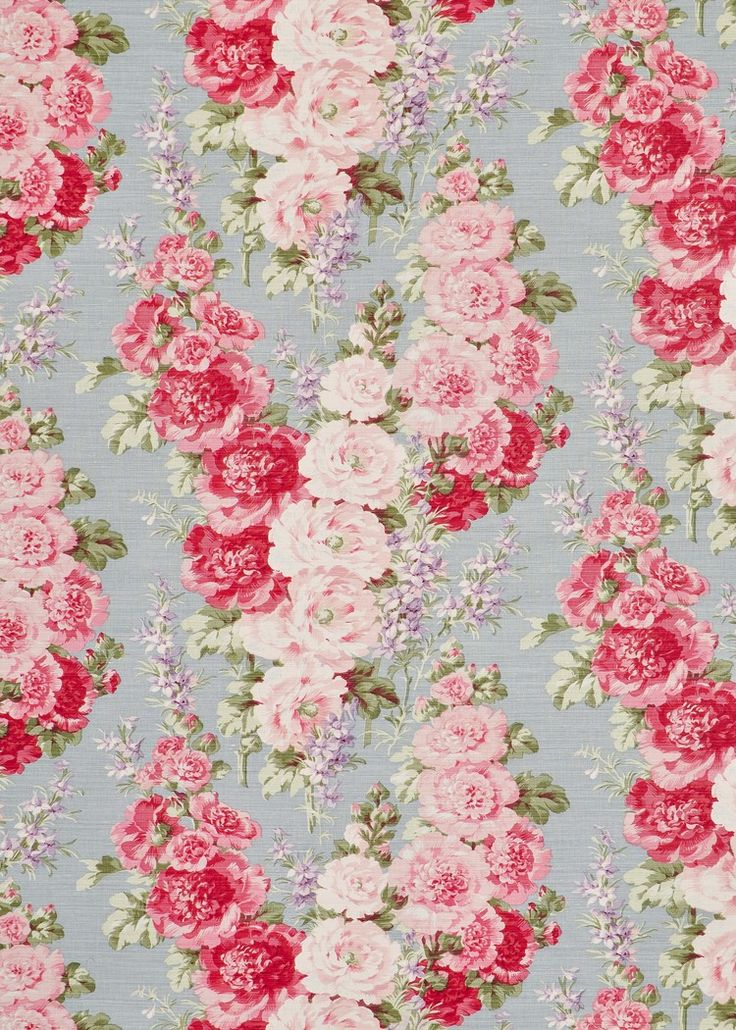 34 best chintz fabrics- well known (or not) images on Pinterest ...