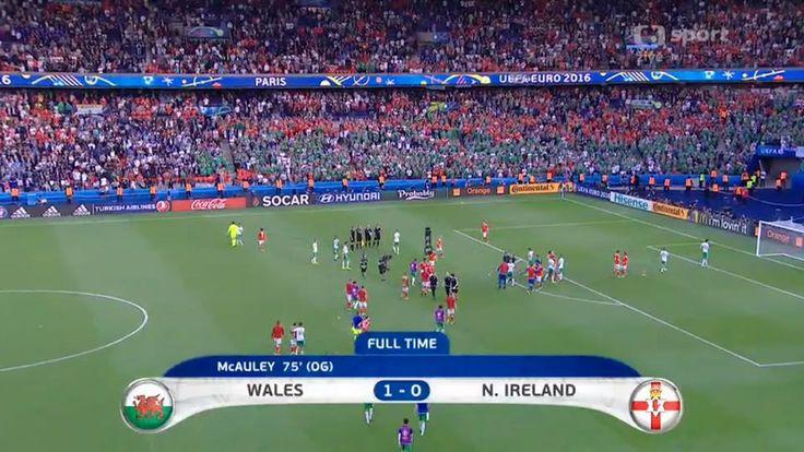 Wales - Severné Írsko