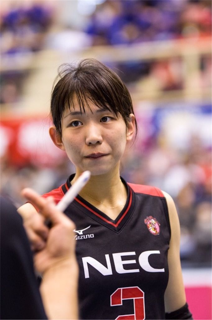 【NECレッドロケッツ】全日本代表 古賀紗理那がかわいい | 古賀 紗理 那、女子バレーボール、女子 ...