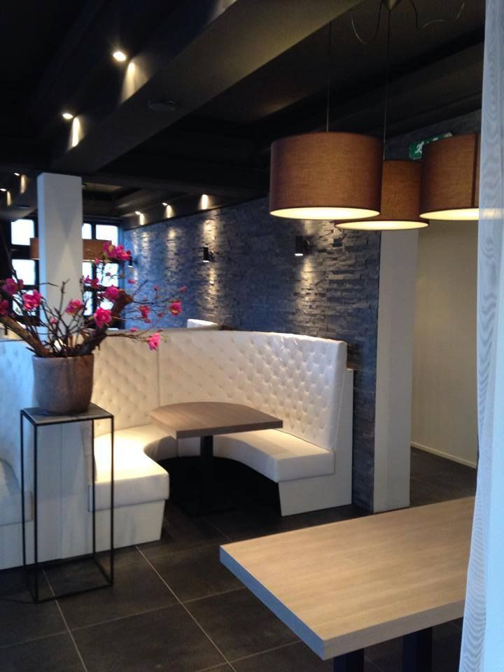 Yumi Sushi&Grill in Apeldoorn NL for LC Architects, 2013