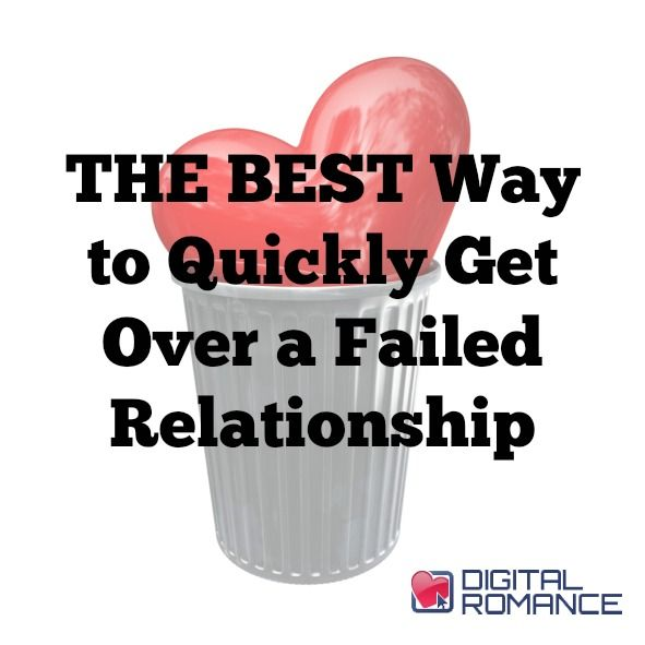 how to move on after a four year relationship