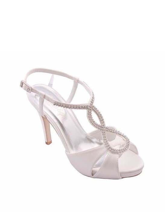 zapato de crinoligne (suzanne), categoría novia #wedding #bodas