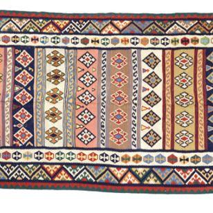 Qashqa'i Kilim Rug, South West Persia - Decorative Collective
