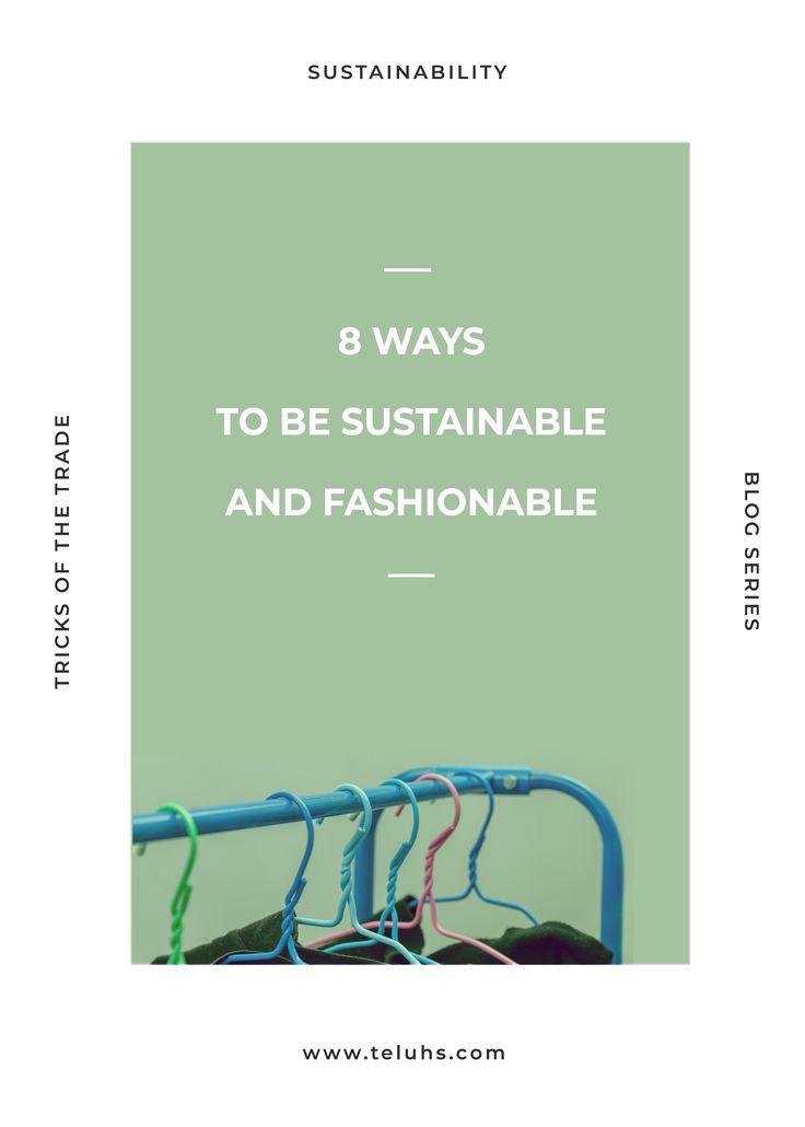 How to blog. Sustainable fashion is achievable. Slow fashion. Ethical fashion. High quality clothes. Reuse and recycle.  #sustainable #fashionable #responsibleshopping #ecofriendly #ecofashionista #slowfashion #secondhandshopping #vintage #recycling