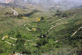 Widok z murów Erice  Erice, Sycylia, Włochy