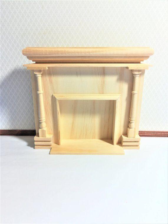 Dollhouse mini kitchen wooden wall shelf 1:12 doll house decorative accessori FB