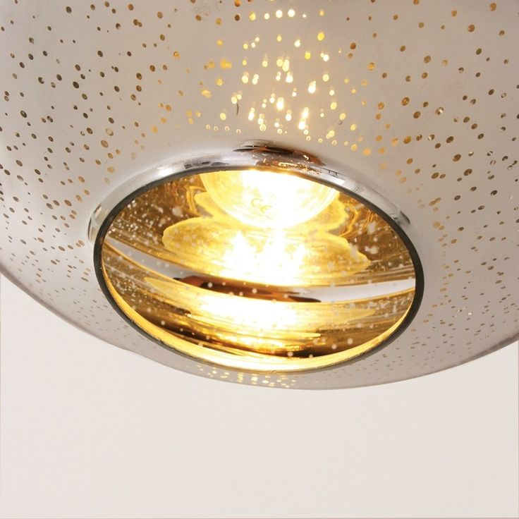Steinhauer Galaxy Ceiling Pendant Light - Polished Chrome - Lighting Direct