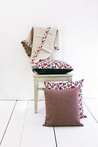 little woodland stroller blanket