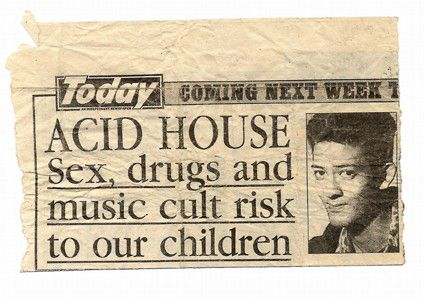 8 best house music audience profile images on pinterest for What is acid house music