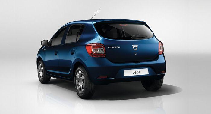 Dacia Sandero - Kleinwagen