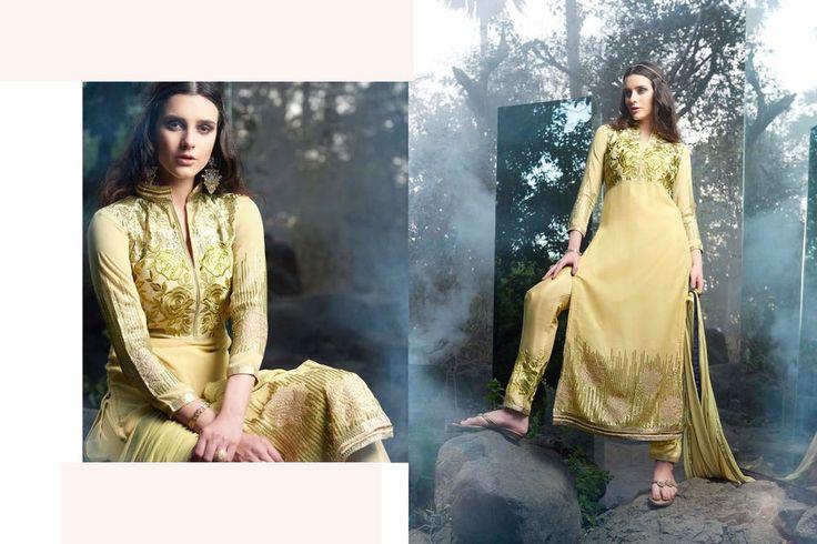 Pakistani Partydress Designer Indian Anarkali Bollywood Suit Salwar Ethnic 2101 #KriyaCreation #SalwarSuit