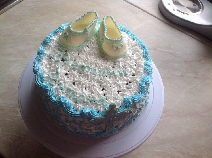 #cake крестины