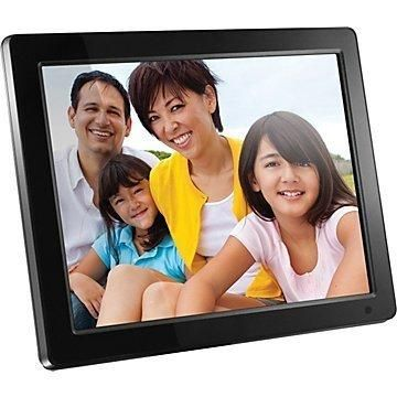 """More than just a digital photo frame, Aluratek raises the bar with itsnew Digital Lifestyle Device (DLD). View hi-resolution pictures, listento music and watch home videos easily on the 2""""."""