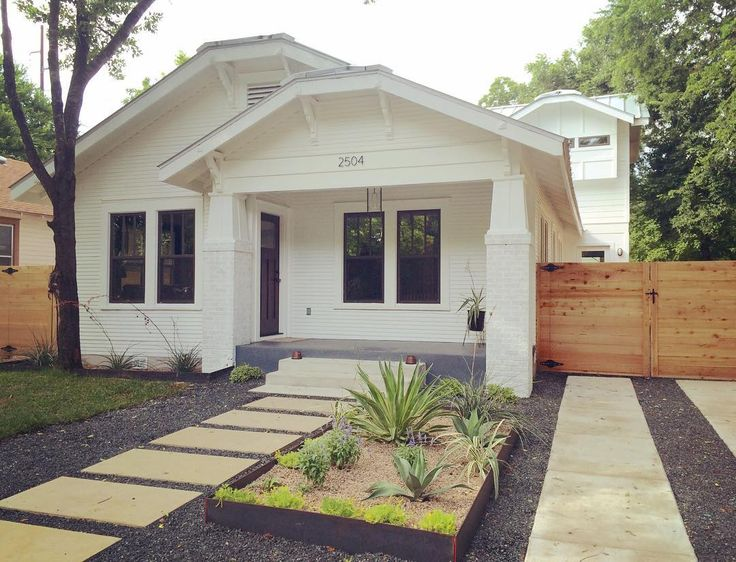 17 Best Ideas About Bungalow Exterior On Pinterest House