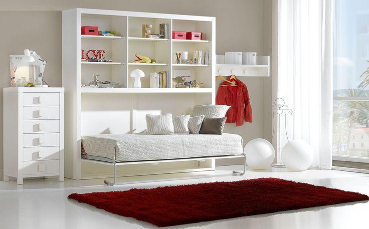 Mueble cama - AD España, © Ikea