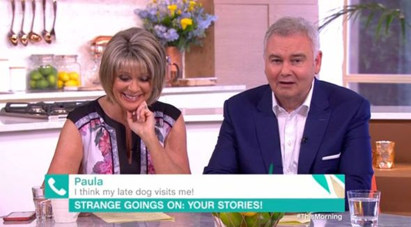 Skeptical Eamonn and Ruth gobsmacked as This Morning caller PROVES her ghost is REAL - https://buzznews.co.uk/skeptical-eamonn-and-ruth-gobsmacked-as-this-morning-caller-proves-her-ghost-is-real -