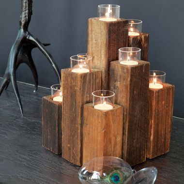 white wooden lantern with glass - Google Search