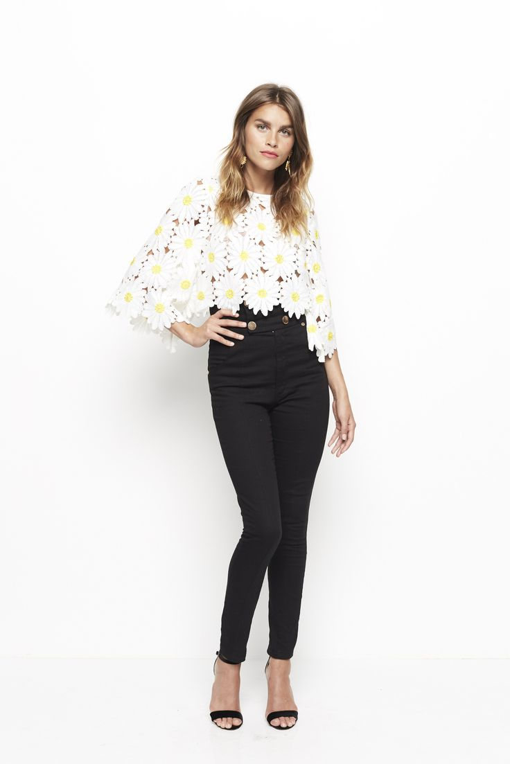 Alice McCALL - Daisy Chain Top