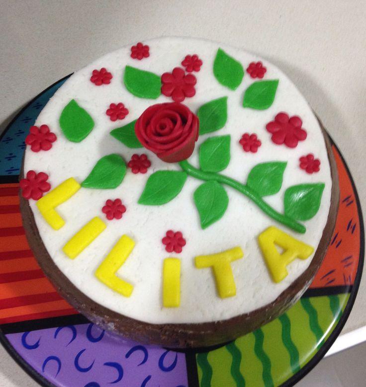 Rosa cake  lumicakescolombia@gmail.com