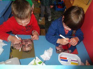 Mariaschool: Nieuwe themahoek met spiegels