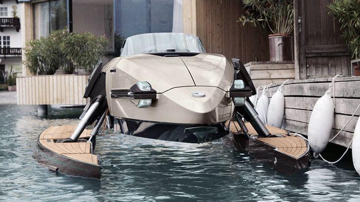 kormaran K7 luxury personal watercraft designboom