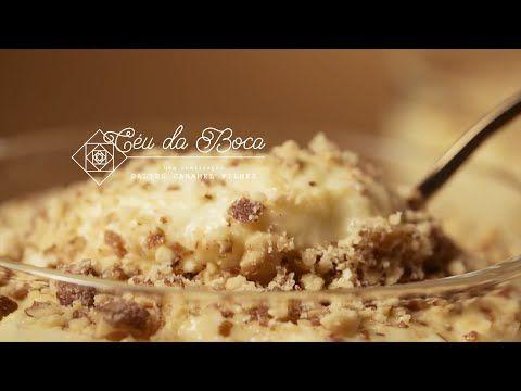 Bavaroise de Damasco | chef Ana Spengler - Muito Além da Cozinha - YouTube