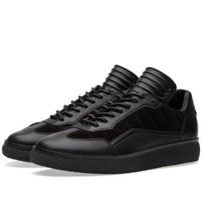 3108c24f398b8a Alexander Wang Eden Sneaker (Black)