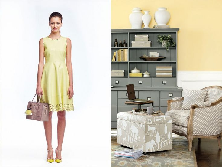 runway to room spring 2016 trends ballard designsyellow dressspring styleoffice ideashome