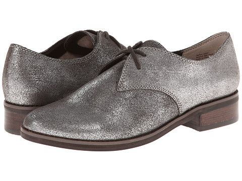 Seychelles Welcome Back Pewter Metallic - 6pm.com