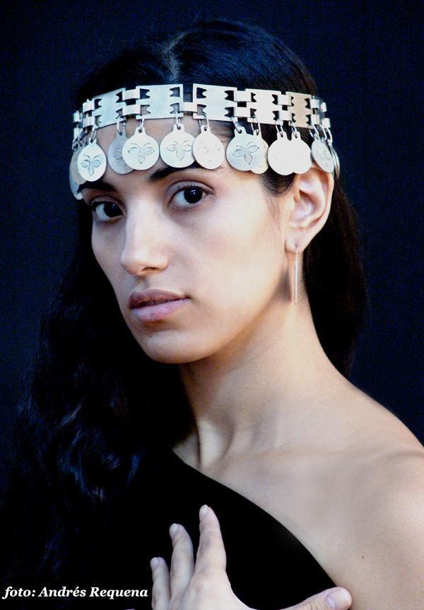 plateria mapuche - Chilean Mapuche jewellry