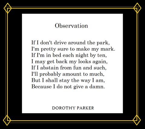 33 Best The Cure For Boredom Is Curiosity Images On Pinterest   Dorothy  Parker Resume  Resume Dorothy Parker