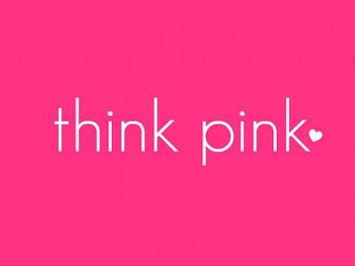 Think Pink this October... #awareness #pink #white #thinkpink