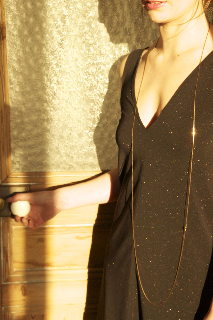 Robe GOLD FINGER Charlotte aire +*